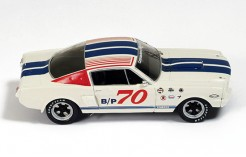 Shelby GT350 #70 VSCCA Racing Car - 1966