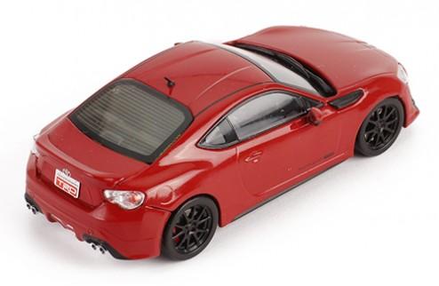 TOYOTA 86 TRD Performance Line 2013 Lightning Red
