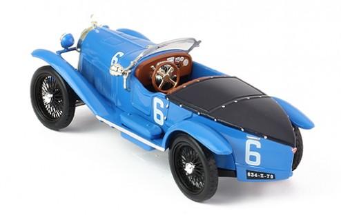 Lorraine-Dietrich B3-6 #6 R. Bloch-A. Rossignol Winner Le Mans 1926