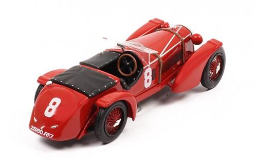 Alfa Romeo 8c #8 R. Sommer-L. Chinetti Winner Le Mans 1932