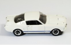 "SHELBY 350 GT 1966 ""Ready to Race"" Off white"