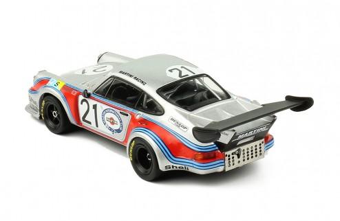 Porsche 911 Carrera RSR 2.1 Turbo #21 Schurti, Koinigg - 24 h LeMans 1974
