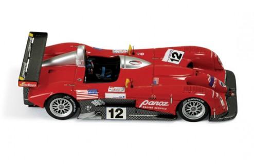 Panoz LMP900 (Panoz Motorsport) #12 P. Raphanel-J. O