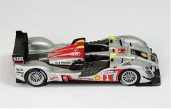 Audi R15 TDI #1 LMP1 Capello R. - Kristensen T. - McNish A. 3rd Le Mans 2009