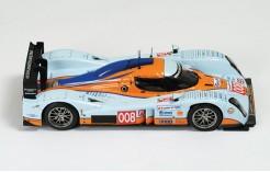Lola Aston Martin #008 LMP1 Davidson A. - Turner D. - Verstappen Jth Le Mans 2009