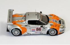 Spyker C8 Spyder GT2-R #86 J. Bleekemolen - M. Hezemans - J. Kane Le Mans 2006