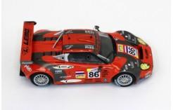 Spyker C8 Spyder Gt2-R #86 J.Janis-M.Hezemans-J.Kane Le Mans 2007