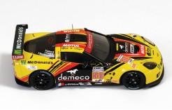 Chevrolet Corvette C6 Zr1 #50 Bornhauser-Canal-Lamy 24H Le Mans 2012 LMGTE AM (Winner)
