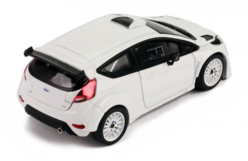 FORD FIESTA R5 RALLY SPEC 2015  Ready to race White