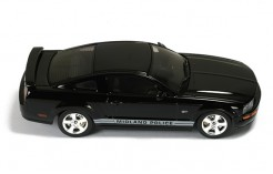 Ford Mustang GT Midland Police 2006 (Traffic Services Patrol Unit)