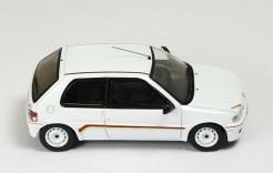 Peugeot 106 Rallye 1994 White