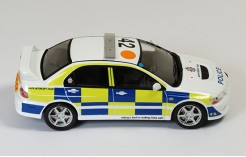 Mitsubishi Lancer Evo VIII - UK Police - ANPR Intercept Team 2007