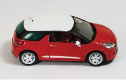 "Citroen DS3 - ""Sport Chic"" Red/White 2011"