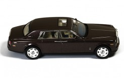 Rolls-Royce Phantom 2009 Baynunah (Dark Bronze Metallic)