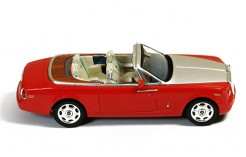 Rolls-Royce Phantom Drophead Coupe 2007 Red