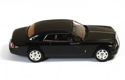 Rolls-Royce Phantom Coupe 2008 Black - interior Red