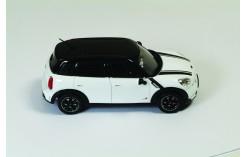 Mini Countryman Cooper S 2011 White & Black