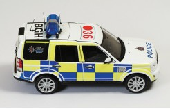 Land Rover Discovery 4 2010 Surrey UK Police (White)