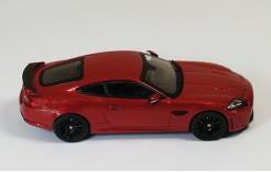 Jaguar XKR-S 2010 Italina Racing Red