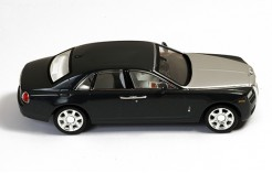 Rolls-Royce Ghost - Metallic Dark Grey - 2009