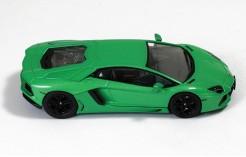 Lamborghini Aventador 2012 Metallic Green