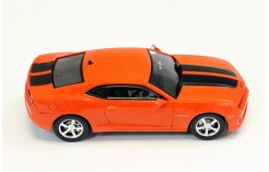 Chevrolet Camaro 2012 Metallic Orange (with Black Stripes