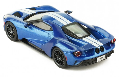 FORD GT 2017 BLUE