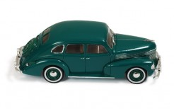 Opel Kapitan 4-Door Sed - Green - 1939
