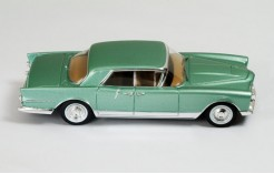 Facel Vega Excellence 1960 Metallic Green - Beige interiors