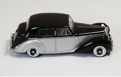Bentley MK VI 1950 Black & Silver