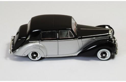 Bentley MK VI 1950 Black & Silver