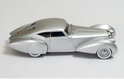 Delage D8 120-S Pourtout Aero Coupe 1937 Silver