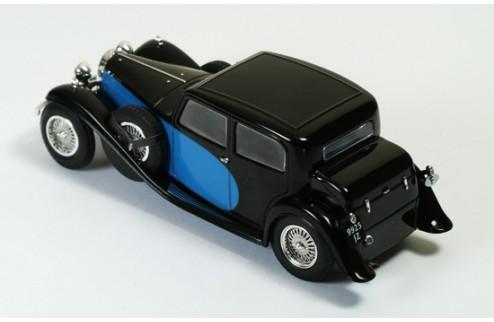 Bugatti Type 57 Galibier 1935 Black & Blue