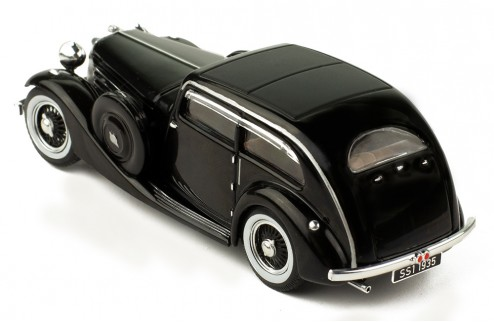 JAGUAR SS1 Airline Coupe 1935