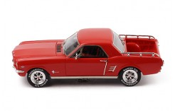 FORD MUSTANG Mustero 1966 Red (Resin)