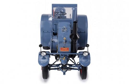 LANZ Bulldog D8506 1937 - Blue