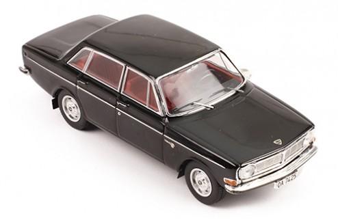 Volvo 144S - Black - 1972
