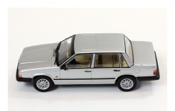 VOLVO 740 Turbo - Silver - 1985