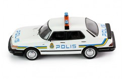 SAAB 900 TURBO 16 1988 SWEDISH POLICE