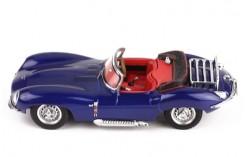 JAGUAR XK SS 1957 BLUE
