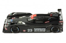 Nissan GT-R LM Nismo 2015 #23 Test Car