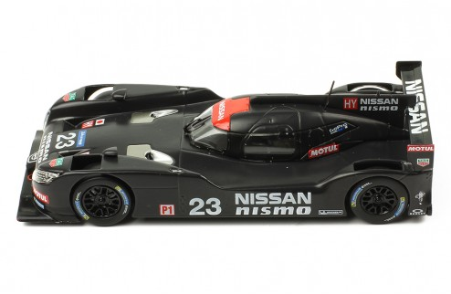 Nissan GT-R LM Nismo 2015 #23 Test Car