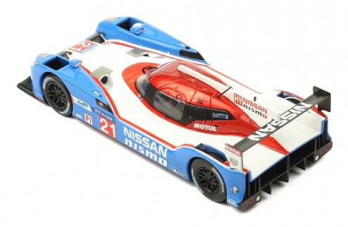 Nissan Gt-R LM Nismo Motorsport #21 Le Mans 2015