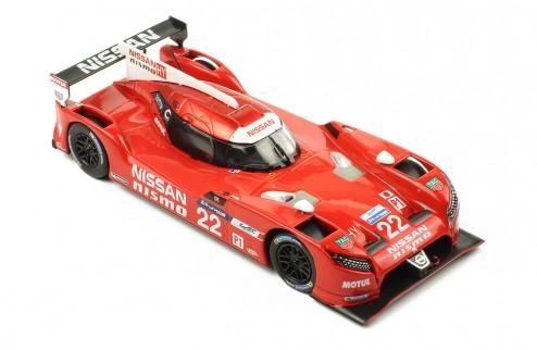 NISSAN GT-R LM Nismo Nissan Motorsportslmp1 #22  H.Tincknell - M.Krumm - A.Buncombe 24H Le Mans 2015