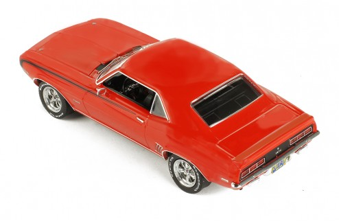 CHEVROLET Camaro SS 1969  Red