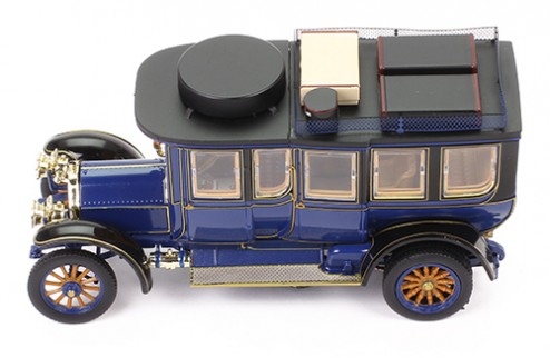 MERCEDES SIMPLEX 60PS Reiselimousine 1903  Blue