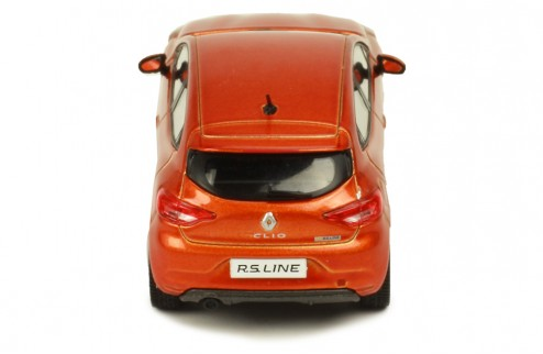 RENAULT Clio RS Line 2019 Orange