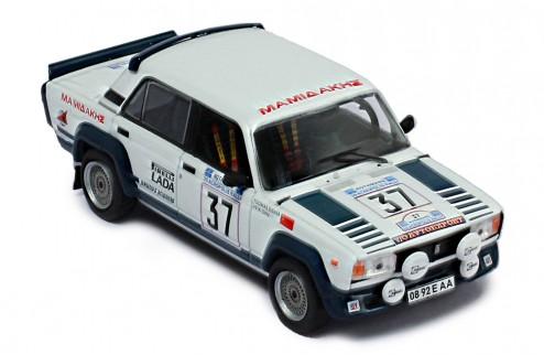 LADA 2105 VFTS #37 H.Ohu-T.Diener Rally Acropolis 1983