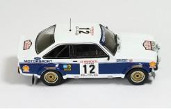 Ford Escort RS1800 #12 R. Brookes-M. Holmes Tour de Corse 1977