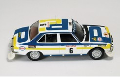 Peugeot 504 #6 H. Mikkola-J. Todt Rally Maroc 1975